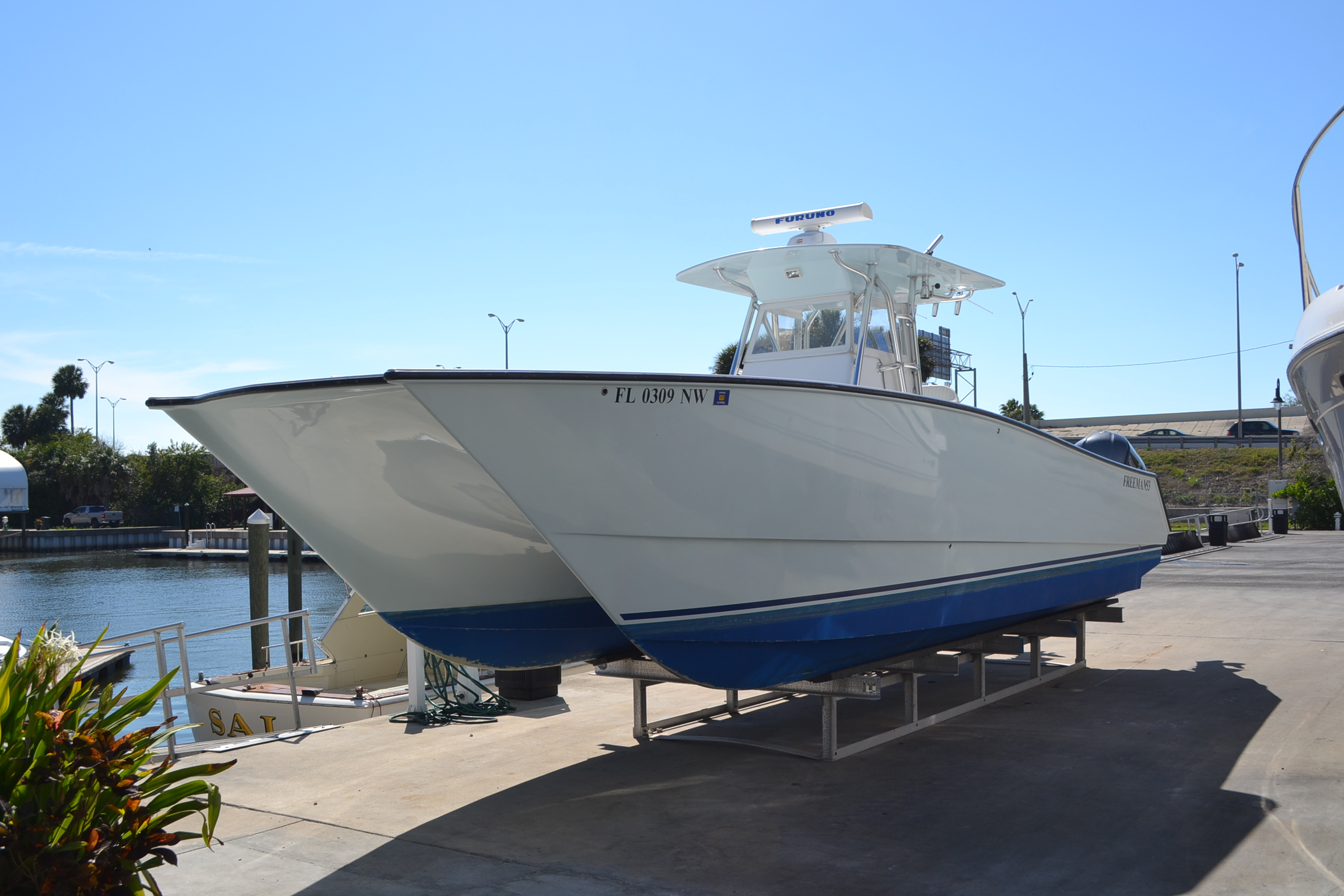 Tj Auto Sales >> 2009 Freeman 33, Cold Molded, Hull #3 - The Hull Truth ...